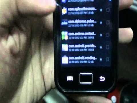 Samsung Galaxy Ace GT s5830i JellyBlast Rom v3.03