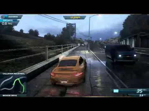 #Livestream - Primeiros minutos de NFS Most Wanted 2012
