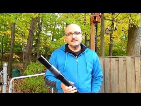 Ham Radio - Using Fiberglass Poles for HF Portable Operation