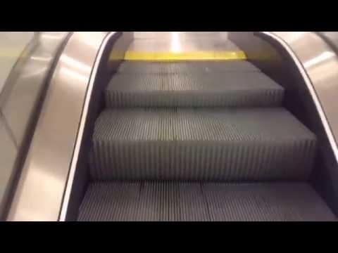 O&K Escalators At Dillards Women Mall St. Matthews In Louisville, KY (2014 Retake)