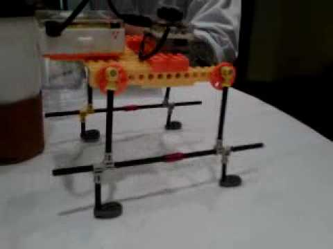 Lego Legged Locomotion - Iterations 9.x