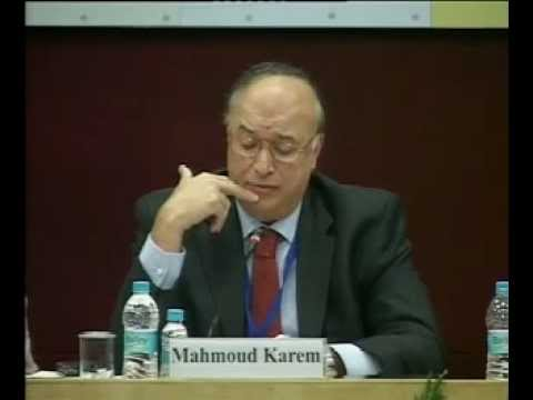 Dr. Mahmoud Karem: Nuclear Issues in West Asia: Egyptian Perspective