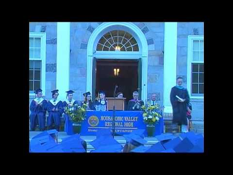 Housatonic Valley Regional High School 75th Commencement 2014