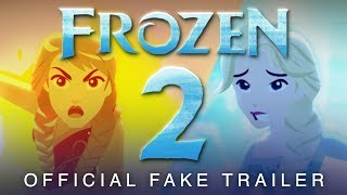 Frozen 2: BURNT (Official Fake Trailer)