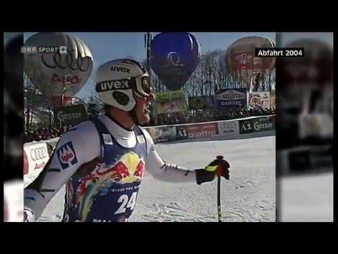 Alpine ski 2004 Kitzbuhel Abfahrt