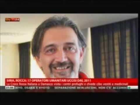 SKY TG24 – Siria: L'attività della Croce Rossa italiana