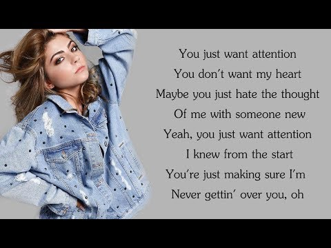 """Attention"" - Charlie Puth (Alex Goot & Jada Facer COVER)(Musics)"
