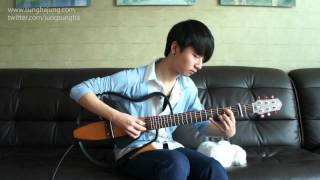 (Christina Aquilera) Beautiful  - Sungha Jung