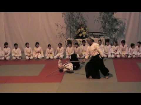 CMOM Aikido - 07.02.2009 - Gala des Arts Martiaux (Aikido) 9/11
