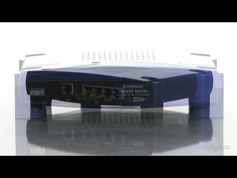 Linksys Instant Broadband EtherFast Cable/DSL Router