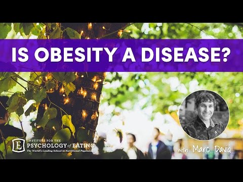 Is Obesity a Disease? with Marc David