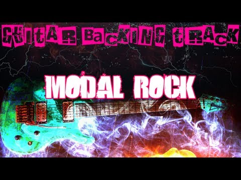 Joe Satriani Style Guitar Backing Track (Edorian) | 126 Bpm - MegaBackingTracks