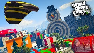 """CRAZY PARKOUR MAP!!"" 