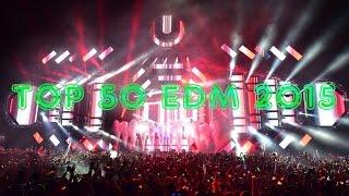 Top 50 EDM 2015