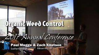 Organic Weed Control - Paul Mugge & Zach Knutson