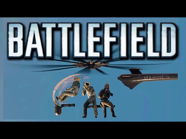 Battlefield 4 Funny Moments - God Mode Glitch, Invisible Chopper, Fun w/ Noobs! (Funny Moments)