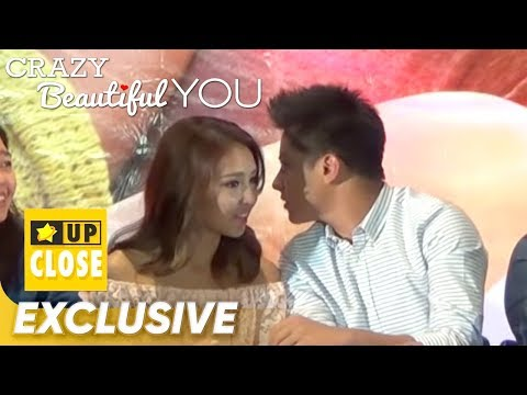 KathNiel to have a kissing scene in Crazy Beautiful You?