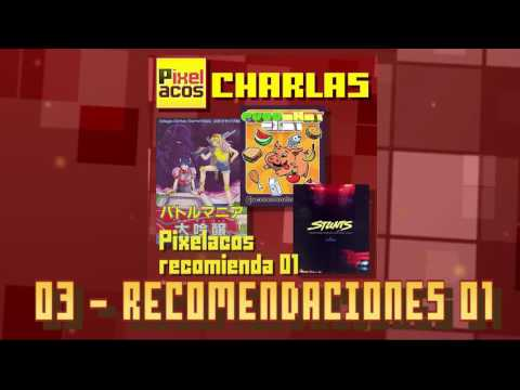 Pixelacos Charlas – 003 – Recomendaciones 01Pixelacos Charlas – 003 – Recomendaciones 01<media:title />