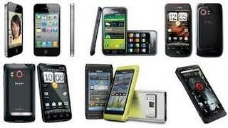 Comparatif Smartphones: Iphone 5 vs Samsung Galaxy s3 vs Nokia Lumia 920 vs HTC one X+ vs Nexus 4