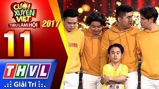 THVL | Cười xuyên Việt – Tiếu lâm hội 2017: Tập 11[4]: Kết Quả