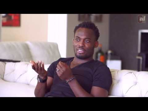 Michael Essien on his midfield role.