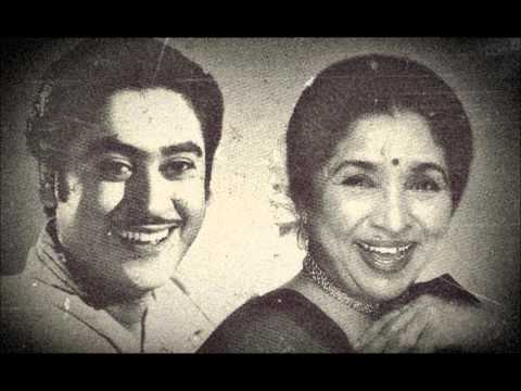 Asha & Kishore- Ek Do Teen Char Baagon Mein Aayi Hai Bahar-Muqaddar...