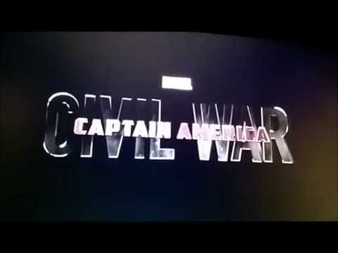 Captain America 3{LEAKED }| CIVIL WAR | teaser | MAY 2016 HD by Amitesh Mishra