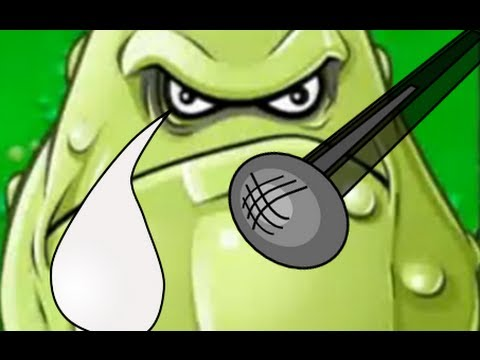 Plants vs Zombies - Song audition failure (Squash)