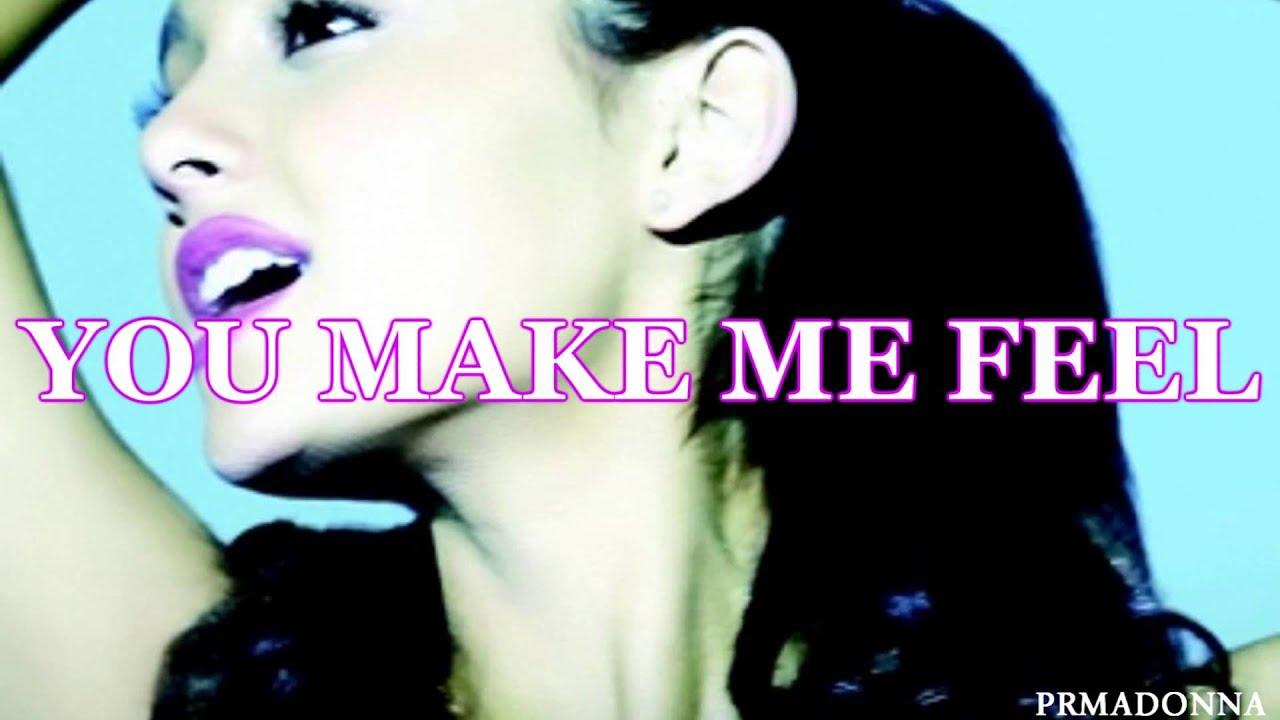 Love the way ariana grande ft mac miller lyrics