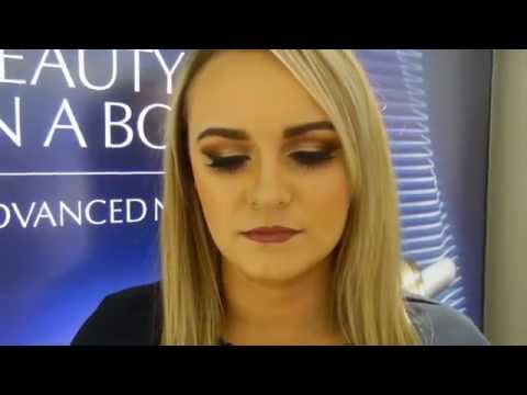 Estee Lauder Makeover with Aine and Sharon at CH Chemists