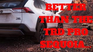 2020 RAV4 TRD OFF ROAD DETAILS AND PHOTOS!!!