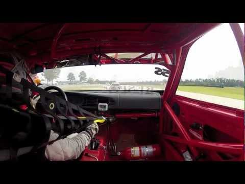 2012 PCA Racing Round 6 - Carolina Motorsports Park: Qualifying