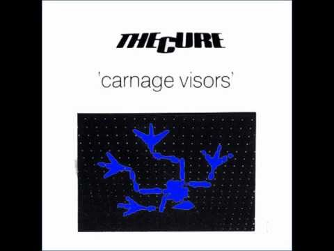 the cure - carnage visors