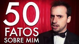 ♫ 50 FATOS SOBRE MIM - MARCOS CASTRO ♫