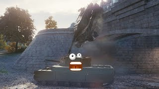 World of Tanks Epic Wins and Fails Ep148