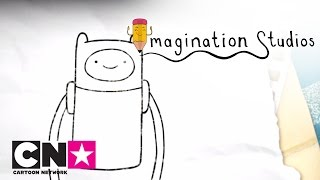 Imagination Studios | Come disegnare Finn | Cartoon Network