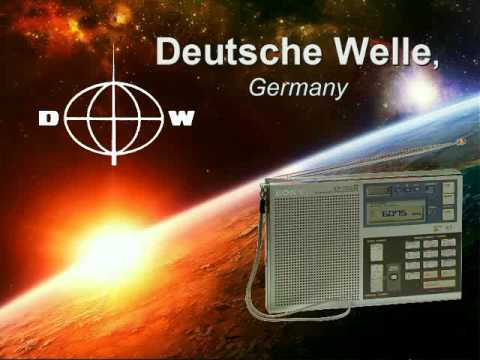 "RADIO INTERVAL SIGNALS - ""Deutsche Welle"" (Germany)"
