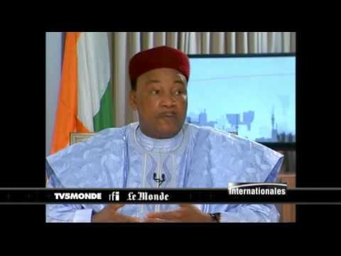Mahamadou Issoufou : le partenariat Niger/Areva en renégociation