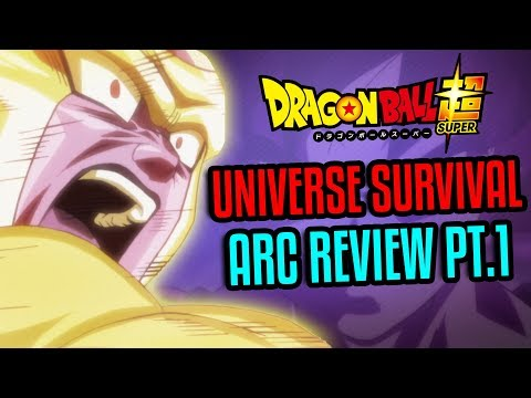 Dragon Ball Super Universal Survival Arc Review Part 1