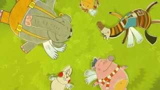 Летающие звери - День на день не похож (песенка из мультфильма Сокровище)