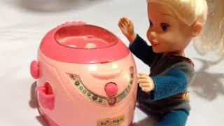 Đồ chơi bộ dụng cụ nhà bếp cho bé yêu