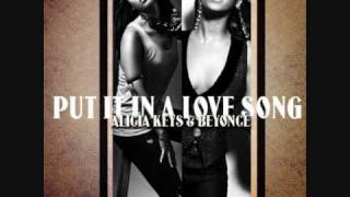 Watch Alicia Keys Put It In A Love Song (Ft. Beyonce) video