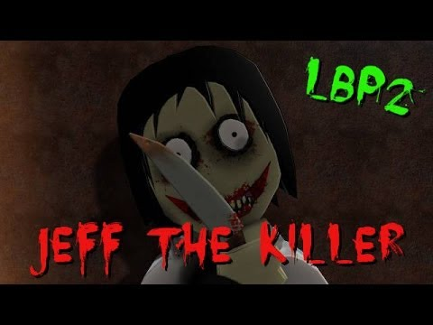 LBP2 - Jeff the Killer MovieFull-HD