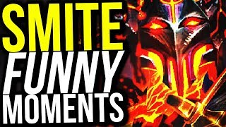 NENE IS OVERPOWERED! - SMITE FUNNY MOMENTS