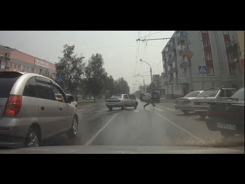 Шустрый пешеход