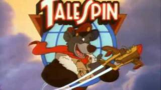 Disney's Talespin Opening and Ending Theme Songs (English)