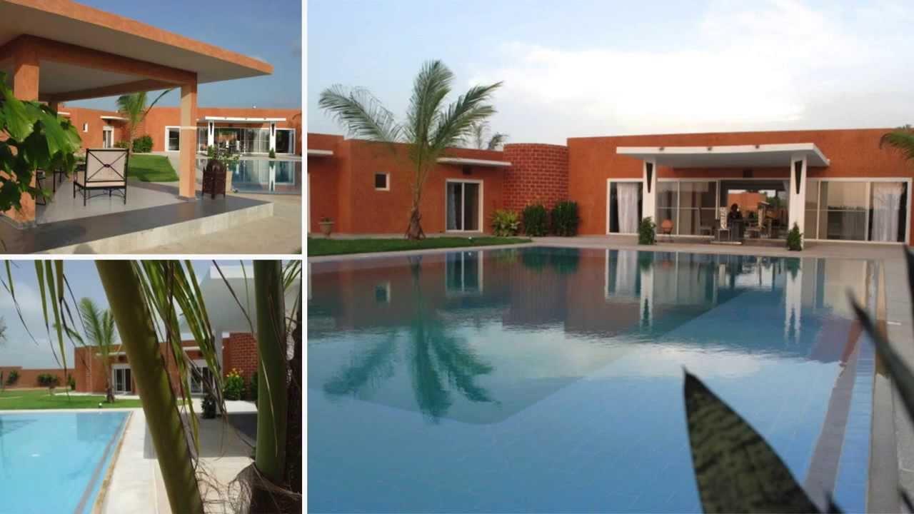 Saly senegal villa images - Acheter une maison en concubinage ...