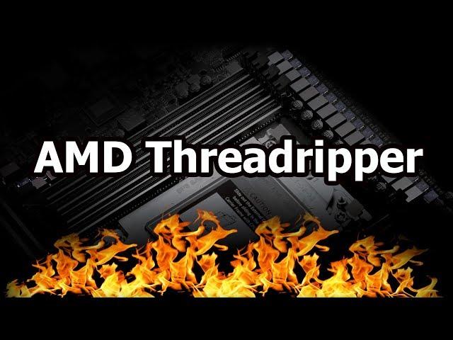 Всё о Процессорах AMD Ryzen Threadripper 3000. Взрывная Производительность и Цена? // #HardNews