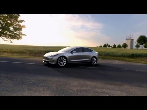 Tesla Model 3!!!