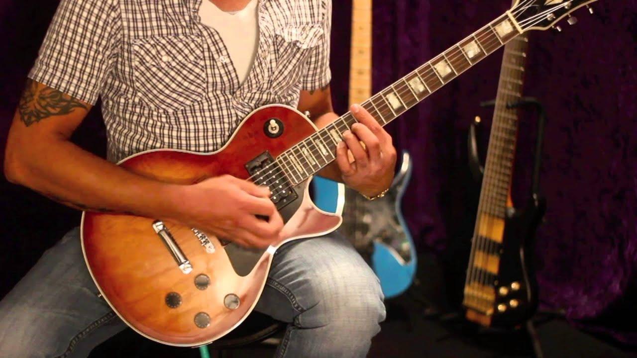 Dimarzio Pickups For Les Paul Hondo Guitar Wiring Diagram Vintage Ii Custom Univox Case